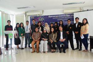 Workshop dan Kompetisi Public Speaking Hiasi Gelaran Comweeks 2017