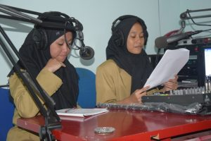 Workshop Radio Warnai Gelaran Commweeks