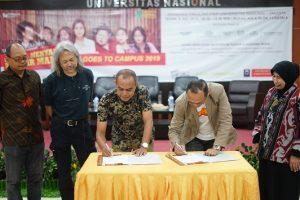FISIP UNAS Bekerjasama dengan Badan Keahlian DPR RI Gelar International Conference on Social Politics