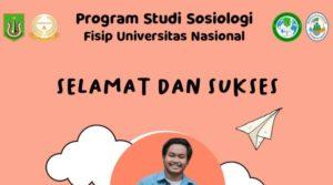 Mahasiswa Sosiologi Unas Juara 1 Dalam Perlombaan Poster Online