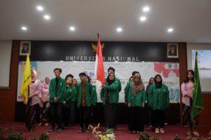 FISIP Lantik Kepengurusan Baru Himpunan Mahasiswa Periode 2019/2020